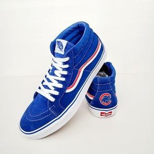 Chicago Cubs Vans